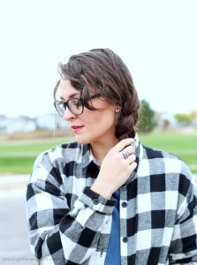 Cozy Fall Fashion on www.girllovesglam.com