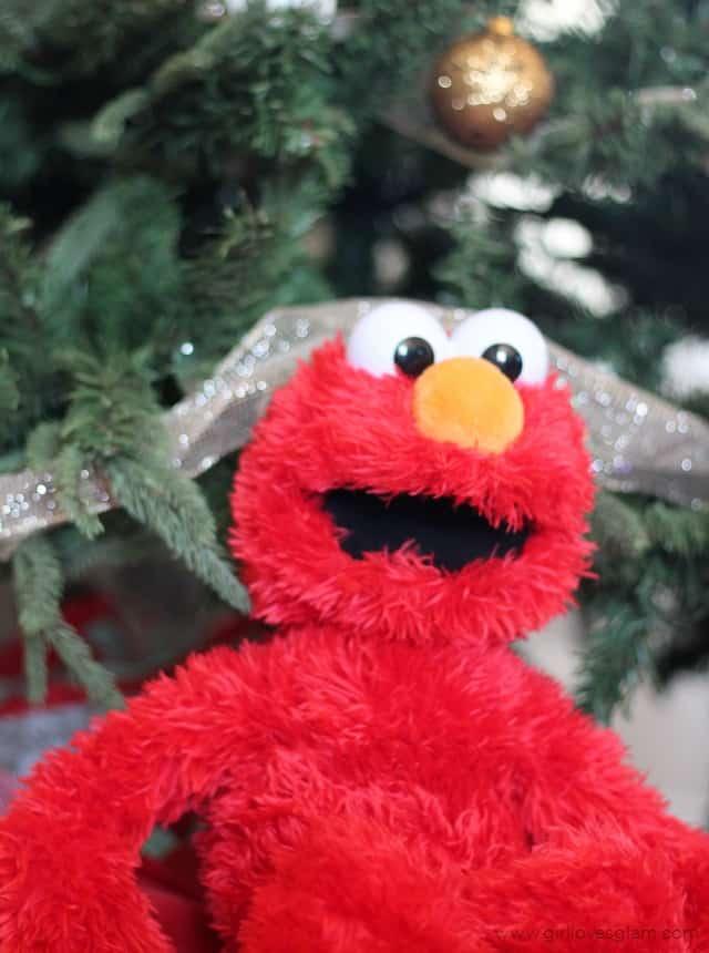 Elmo Gift on www.girllovesglam.cmo