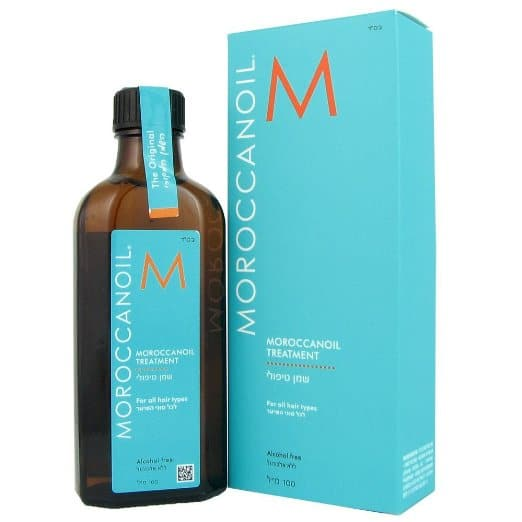 Moroccan Oil on www.girllovesglam.com