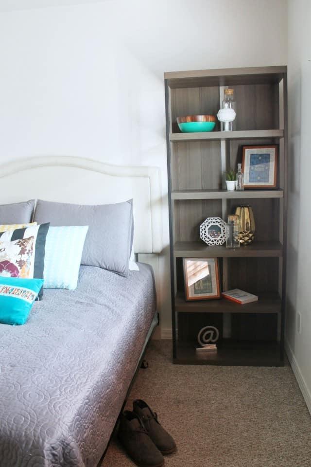 Shelf After