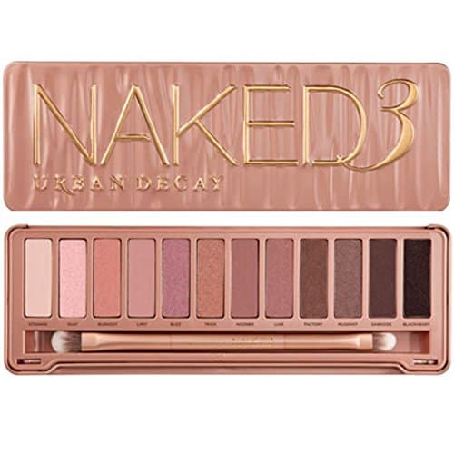 Urban Decay Naked 3 on www.girllovesglam.com