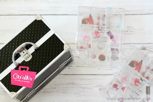 Caboodles Organizers on www.girllovesglam.com