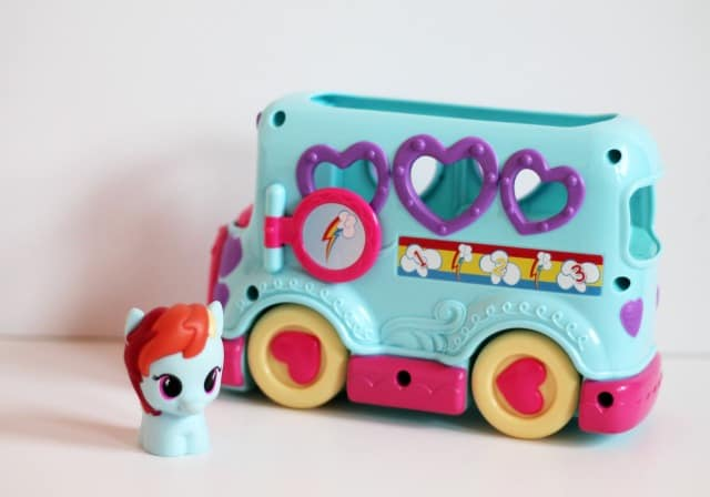 My Little Pony Bus Toy on www.girllovesglam.com