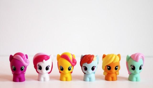 My Little Pony Toys on www.girllovesglam.com