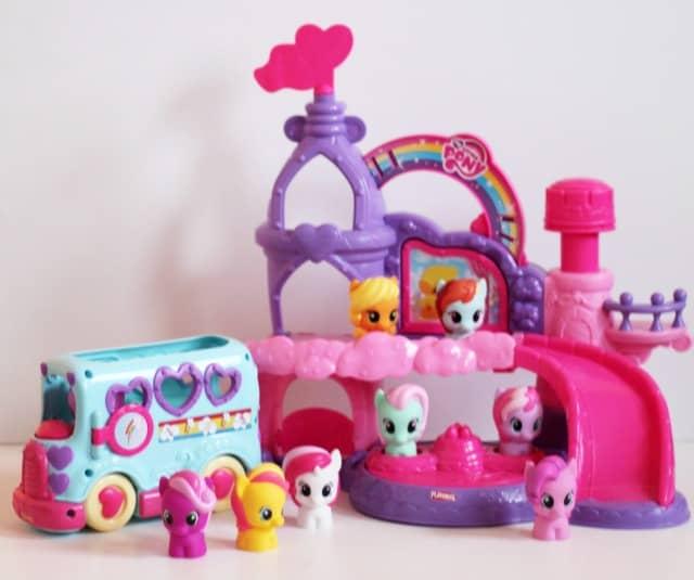 Playskool My Little Pony Toys on www.girllovesglam.com