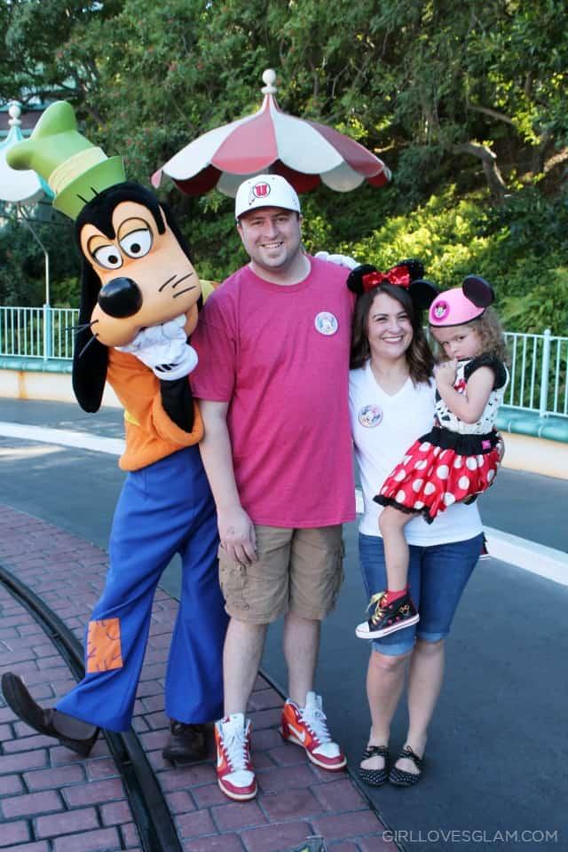 Disneyland Trip Planning