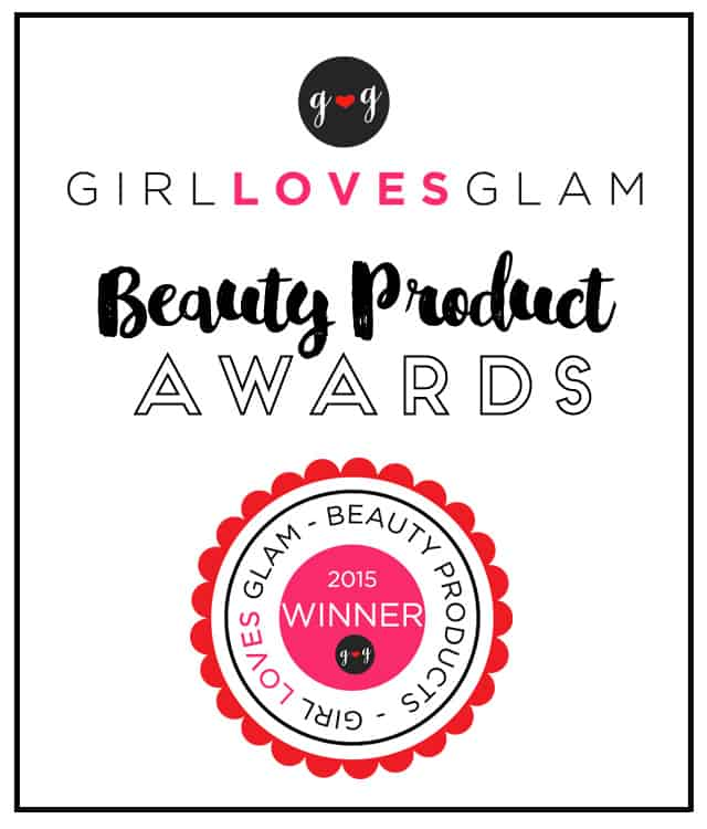 Girl Loves Glam Beauty Product Awards
