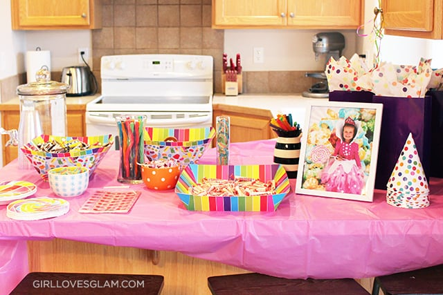 Sugar Rush Candy Table Favor Bags on www.girllovesglam.com