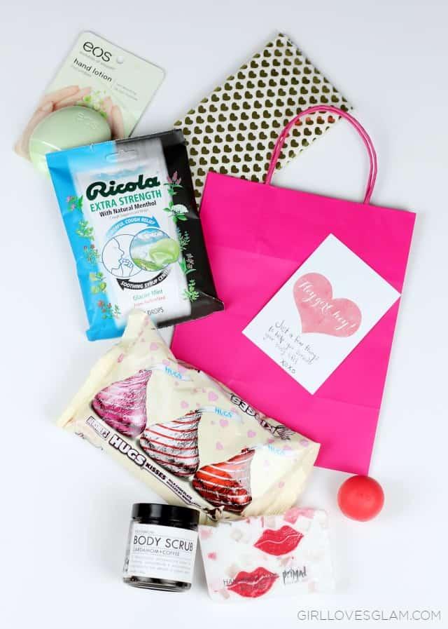 Valentine's Day Galentine Gift Idea on www.girllovesglam.com #swissherbs