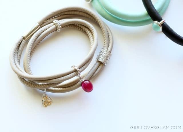 Endless Jewelry Birthstone Bracelet on www.girllovesglam.com