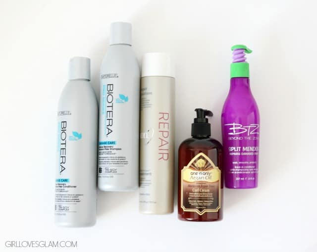 Sally Hair Dare Products on www.girllovesglam.com