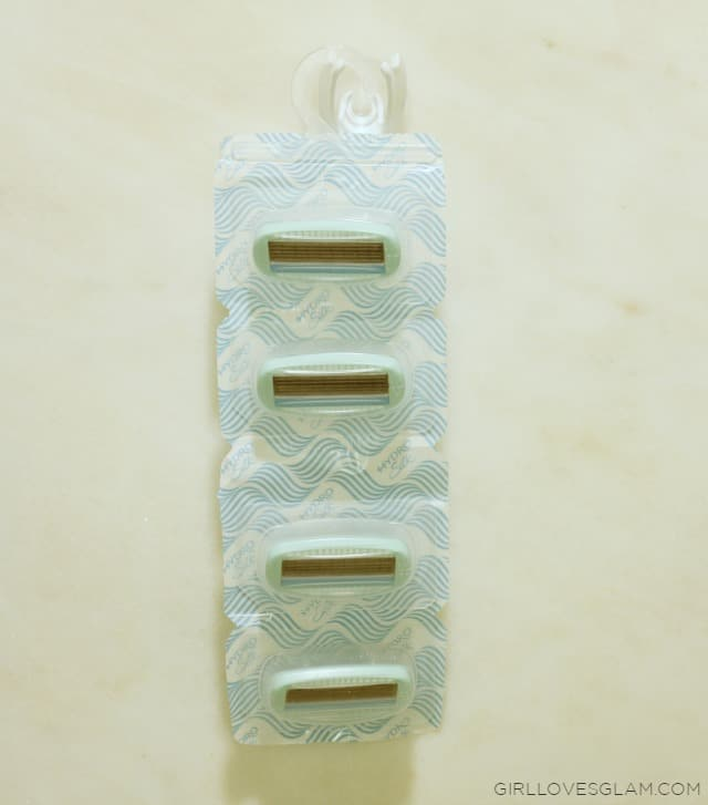 Schick Hydro Silk Refills on www.girllovesglam.com