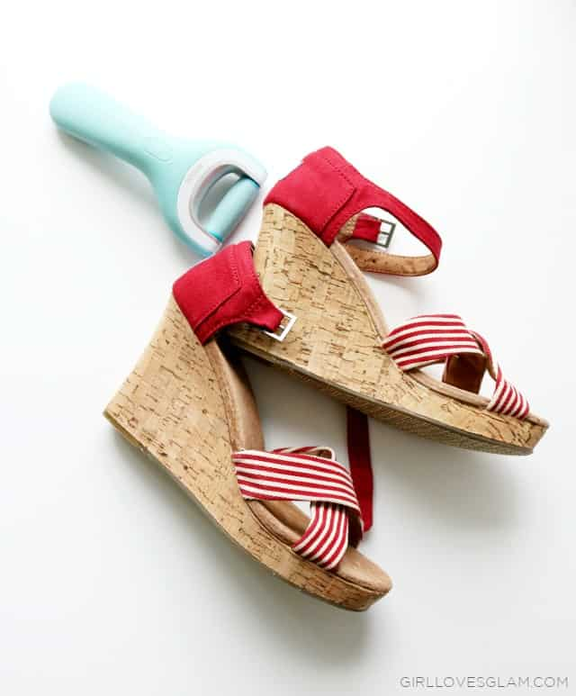 Summer Sandals with Amope on www.girllovesglam.com