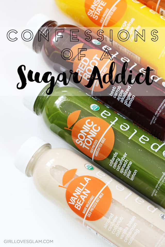 Confessions of a Sugar Addict on www.girllovesglam.com