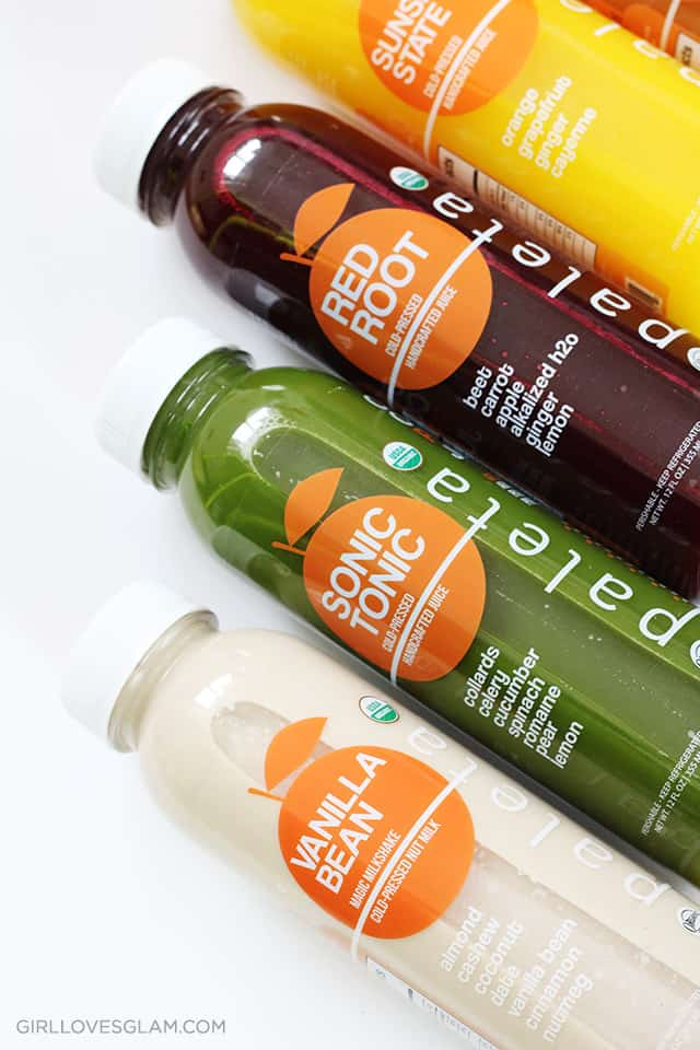 Juice Detox Paleta on www.girllovesglam.com