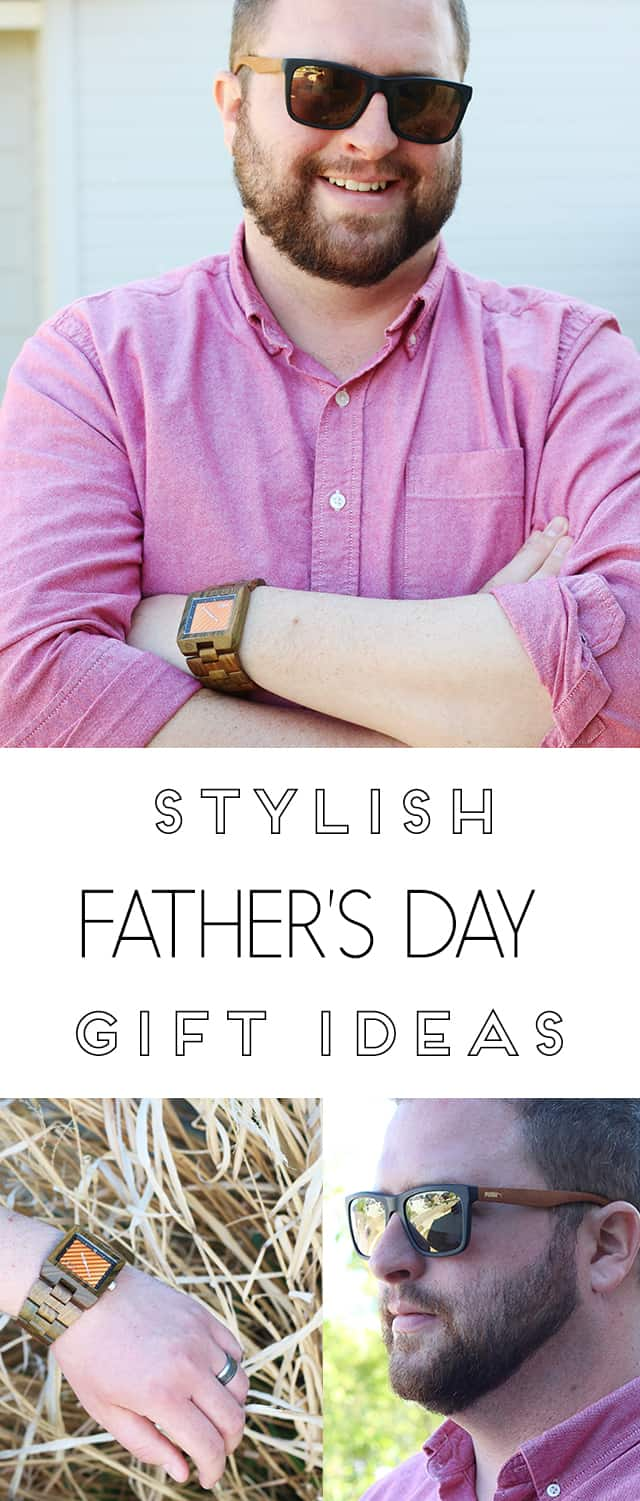 Stylish Father's Day Gift Ideas on www.girllovesglam.com