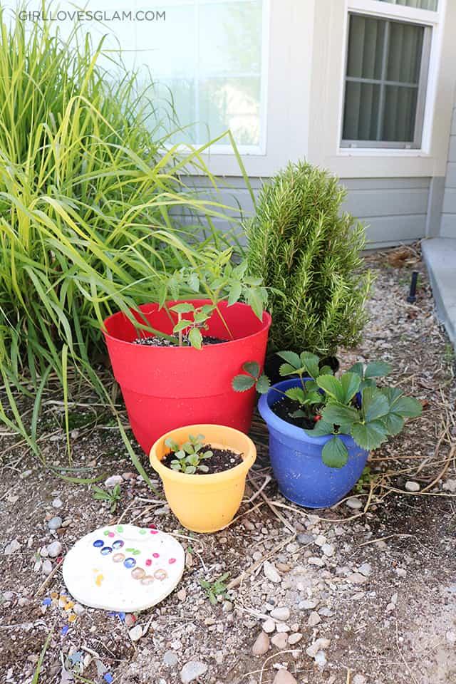 Rental Space Gardening