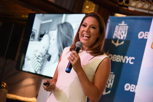 Ginger Zee Blogger Bash