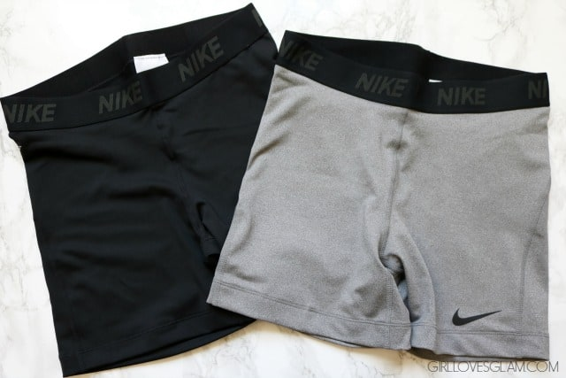 Nike Athletic Shorts on www.girllovesglam.com