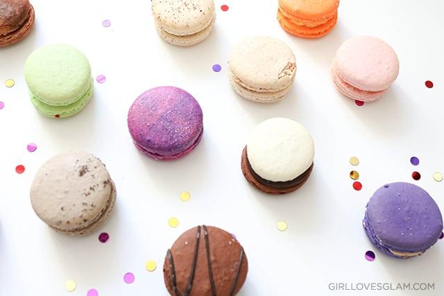 Favorite Things Dana's Bakery Macarons on www.girllovesglam.com