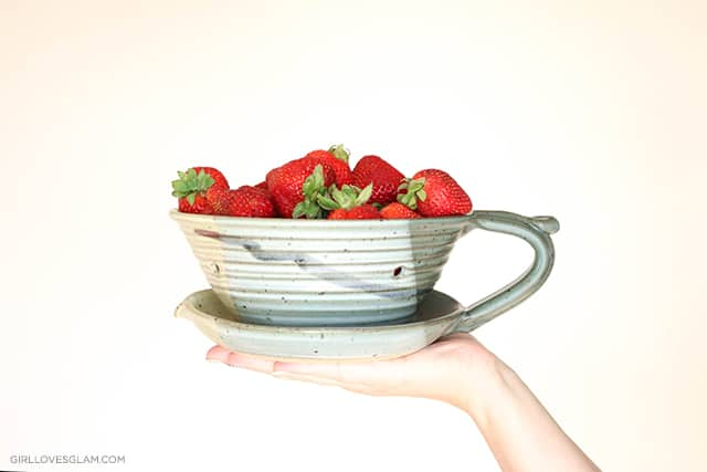 Berry Bowl from Uncommon Goods on www.girllovesglam.com