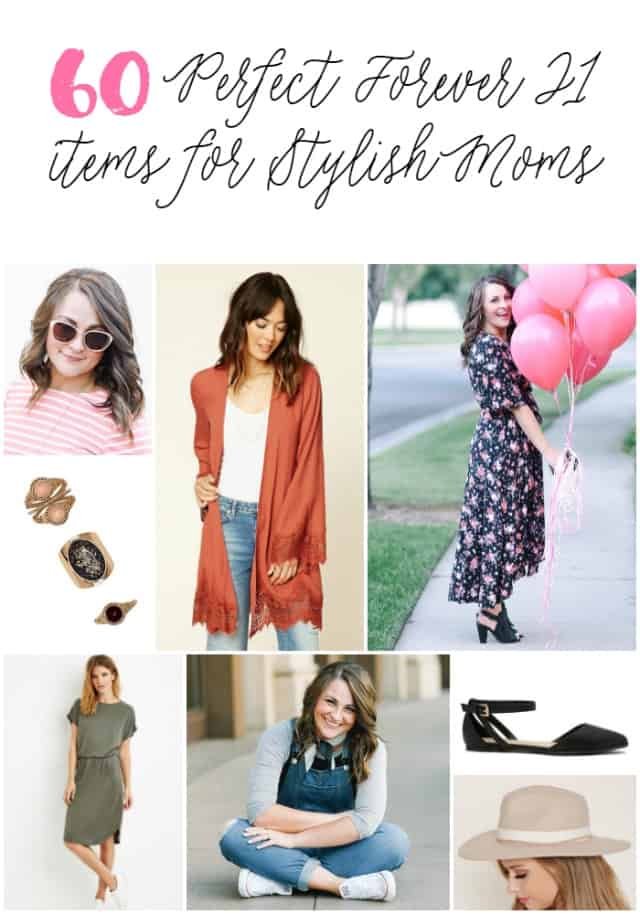 60 Perfect Forever 21 Items for Stylish Moms on www.girllovesglam.com