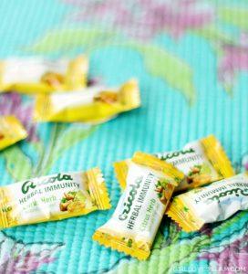 Ricola Herbal Immunity Citrus Herb on www.girllovesglam.com #swissherbs