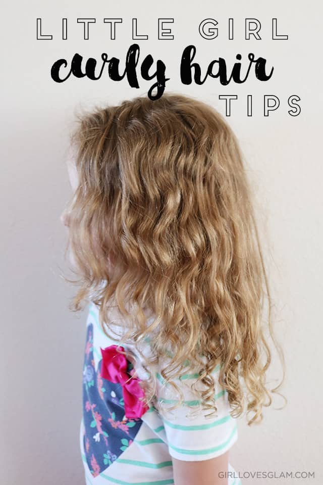 Little Girl Curly Hair Tips