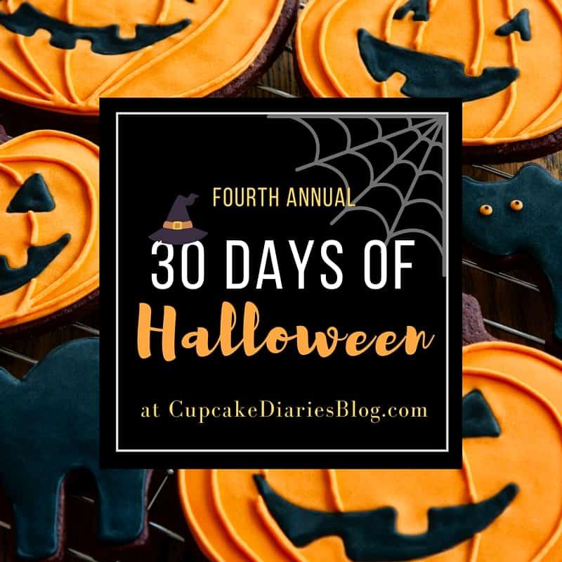 30 Days of Halloween Series