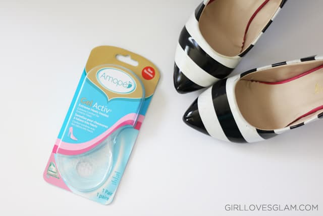 Amope GelActiv Comfort in Heels on www.girllovesglam.com