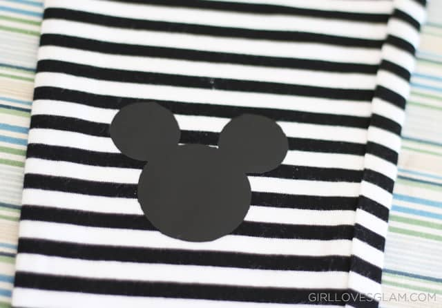 Mickey Mouse Knee Patch Pants on www.girllovesglam.com