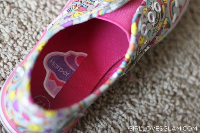 Shoe Labels on www.girllovesglam.com