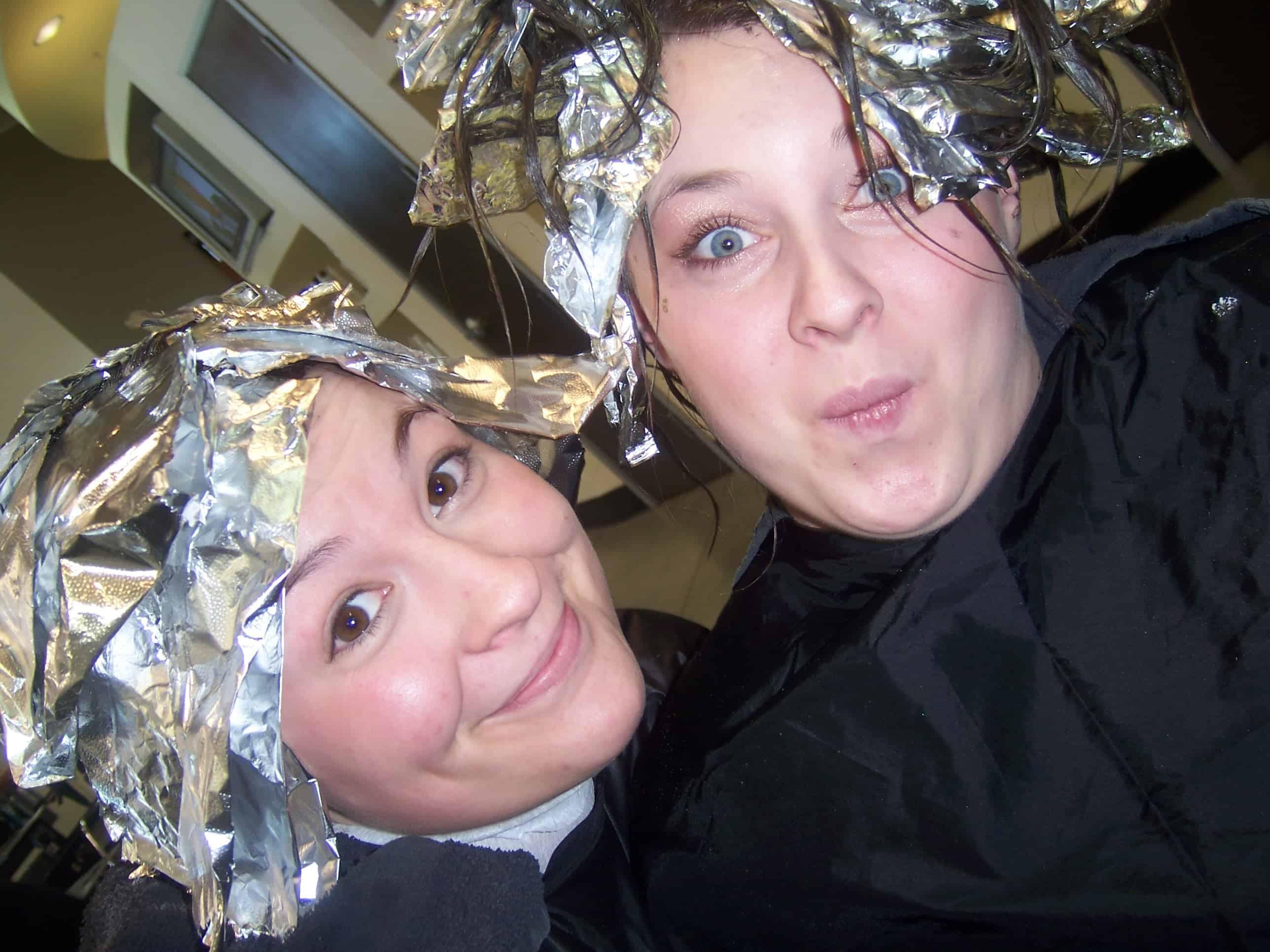 Hair in Foils