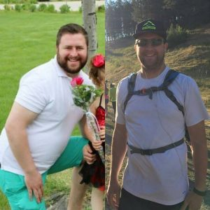 Dave's Weight Loss