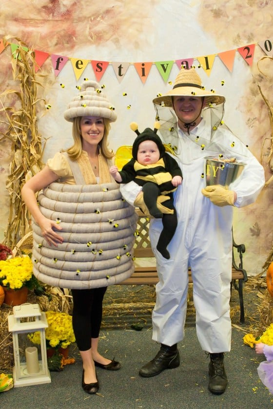 Bee Family Halloween Costume