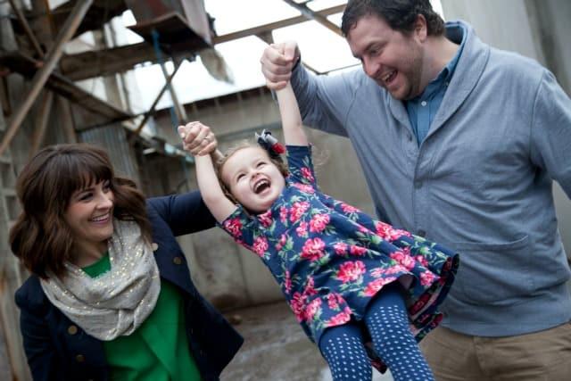 Family Photo on www.girllovesglam.com