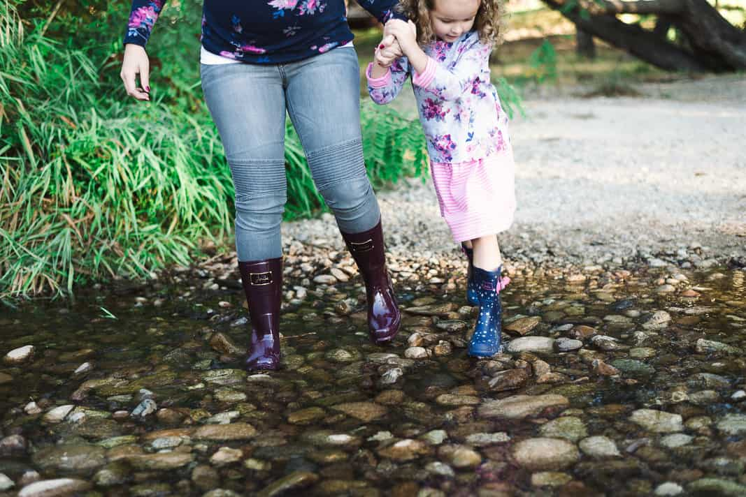 Cute Wellie Boots on www.girllovesglam.com