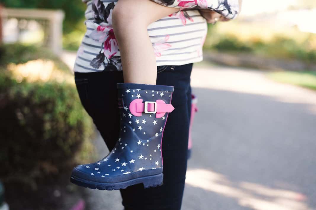 Children's Rain Boots on www.girllovesglam.com
