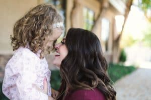 Mother Daughter on www.girllovesglam.com