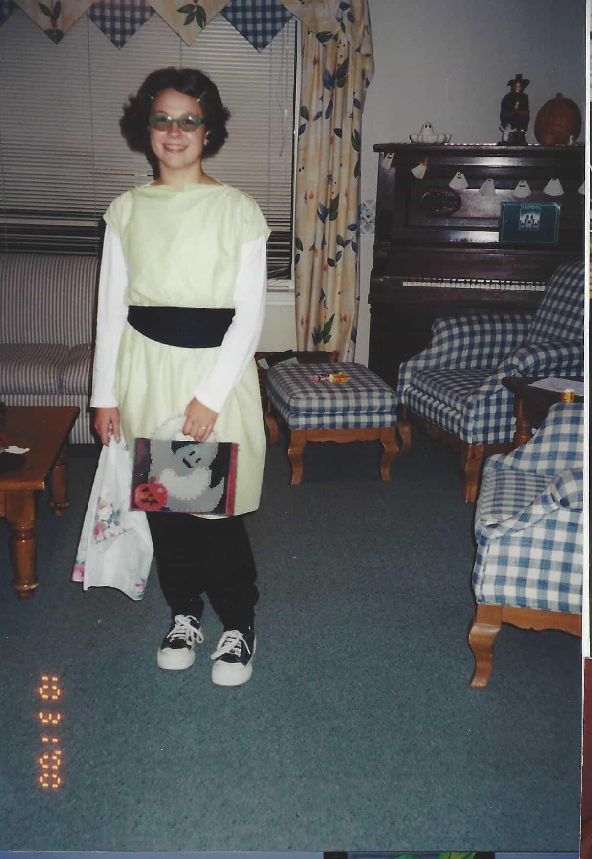 Powerpuff girl Halloween Costume