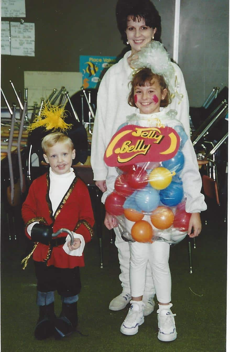 Jelly Belly Halloween Costume on www.girllovesglam.com