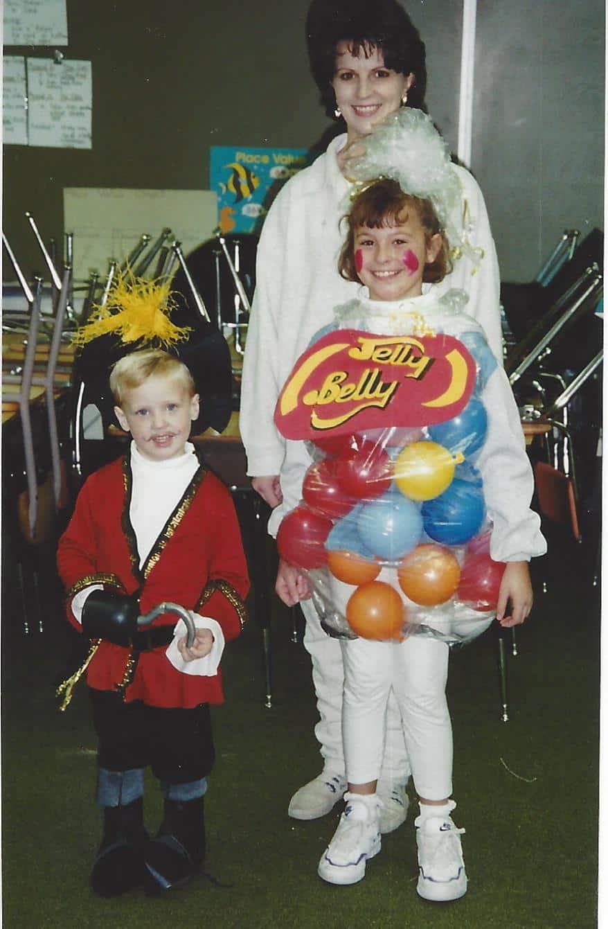 Jelly Belly Halloween Costume on www.girllovesglam.com