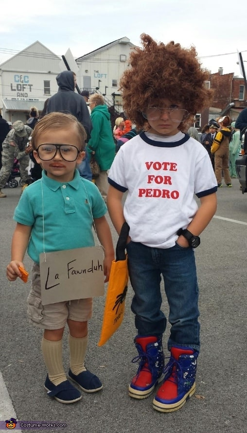 napoleon-and-kip-costume
