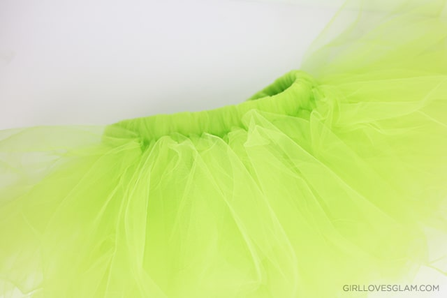 Ninja Turtle Tutu on www.girllovesglam.com
