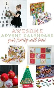 Advent Calendar Ideas on www.girllovesglam.com