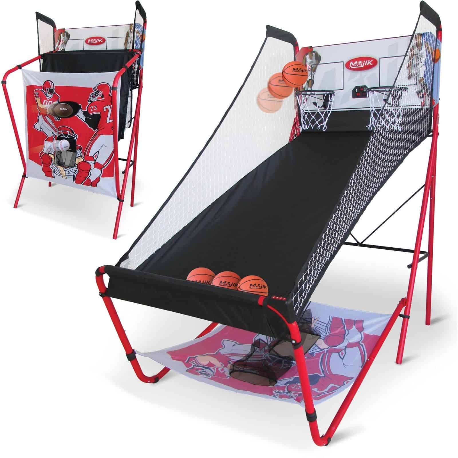 Basketball Arcade Game on www.girllovesglam.com