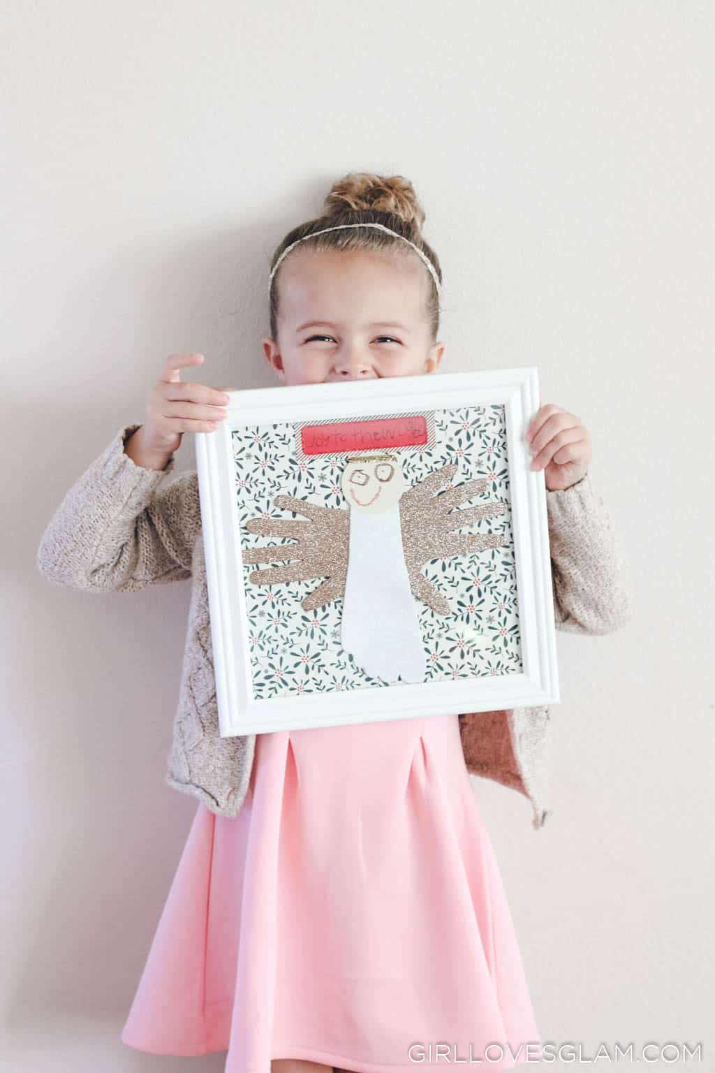 Christmas Angel Kid Craft