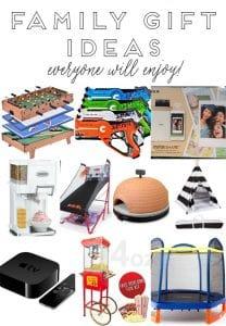 Family Gift Ideas Everyone Will Enjoy