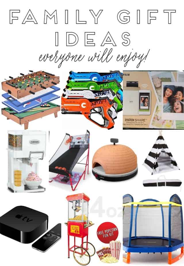 Family gift ideas everyone will enjoy girl loves glam family gift ideas everyone will enjoy negle Image collections