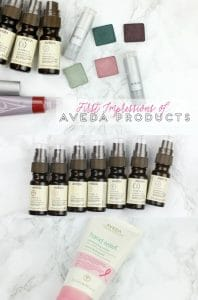 First Try Aveda Products on www.girllovesglam.com